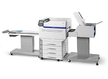 OKI Seria PRO9000 z systemem do drukowania na kopertach
