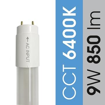T8 6400K 9W
